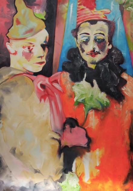 Clown, 2012