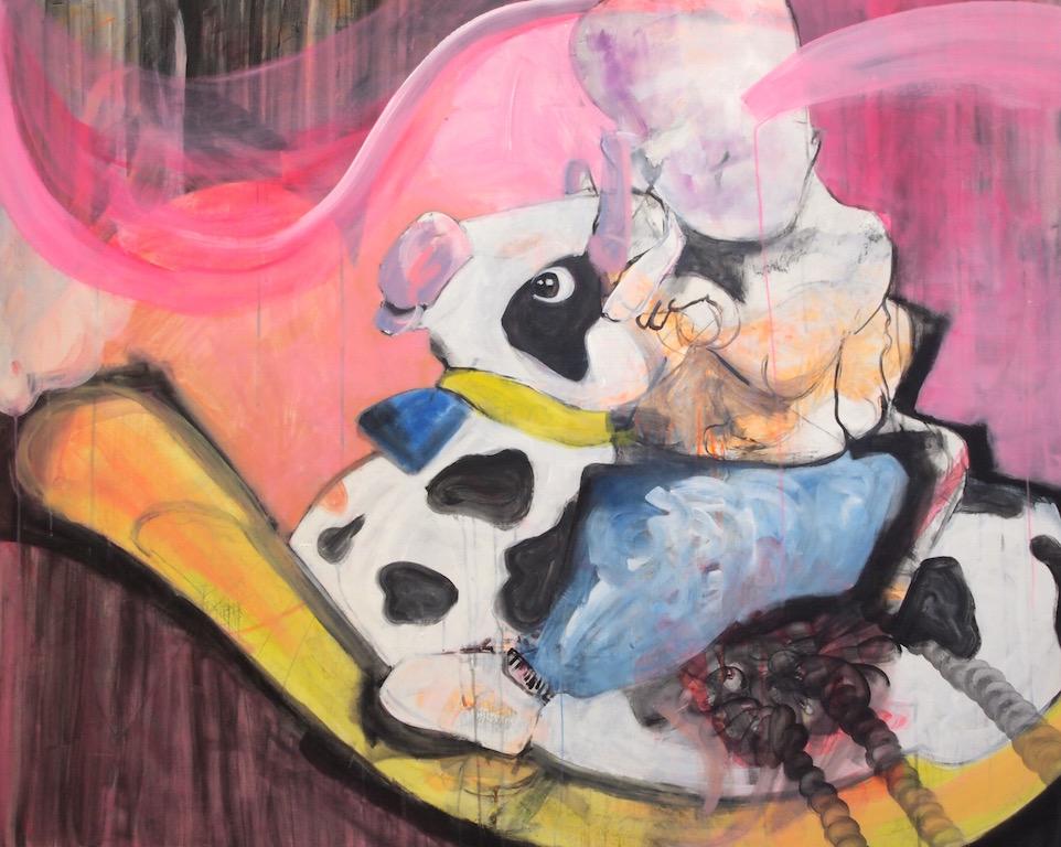 Cow rocker, 2013