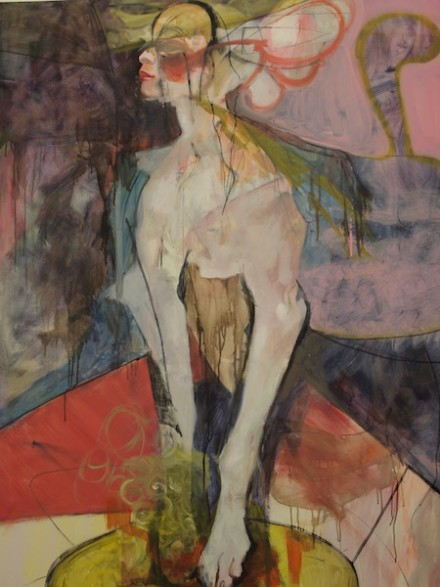 Untitled (circus girl), 2012